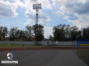 Стадион уран дзержинск фото