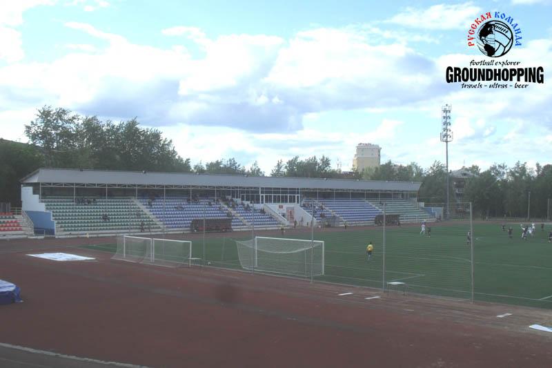 Открытие стадиона локомотив, состоявшееся осенью минувшего годав мичуринске, стало событием
